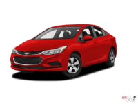 2017 Chevrolet Cruze LS | Photo 3 | Red Hot
