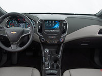 2017 Chevrolet Cruze LS | Photo 3 | Dark Atmosphere/Medium Atmosphere Cloth