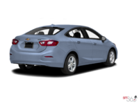 2017 Chevrolet Cruze LT | Photo 2 | Artic Blue Metallic