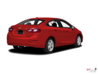 2017 Chevrolet Cruze LT | Photo 2 | Red Hot