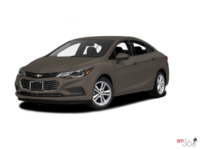 2017 Chevrolet Cruze LT | Photo 3 | Pepperdust Metallic
