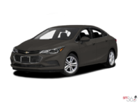 2017 Chevrolet Cruze LT | Photo 3 | Tungsten Metallic