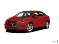 2017 Chevrolet Cruze LT | Photo 3 | Red Hot
