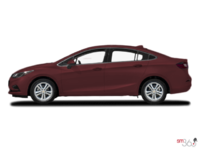 2017 Chevrolet Cruze LT | Photo 1 | Cajun Red