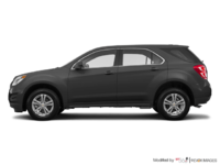 2017 Chevrolet Equinox LS | Photo 1 | Nightfall Grey Metallic