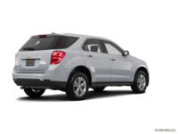 2017 Chevrolet Equinox LS | Photo 2 | Silver Ice Metallic
