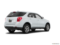 2017 Chevrolet Equinox LS | Photo 2 | Summit White