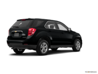 2017 Chevrolet Equinox LS | Photo 2 | Black