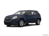 2017 Chevrolet Equinox LS | Photo 3 | Blue Velvet Metallic