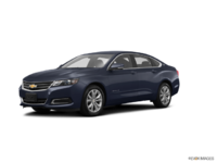 2017 Chevrolet Impala 1LT | Photo 3 | Blue Velvet Metallic