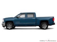 2017 Chevrolet Silverado 1500 LTZ | Photo 1 | Deep Ocean Blue Metallic