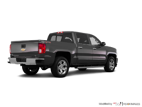 2017 Chevrolet Silverado 1500 LTZ | Photo 2 | Graphite Metallic