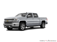 2017 Chevrolet Silverado 1500 LTZ | Photo 3 | Silver Ice Metallic