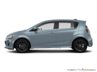 2017 Chevrolet Sonic Hatchback PREMIER | Photo 1 | Arctic Blue Metallic