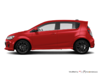 2017 Chevrolet Sonic Hatchback PREMIER | Photo 1 | Cajun Red
