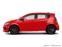 2017 Chevrolet Sonic Hatchback PREMIER | Photo 1 | Red Hot