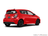 2017 Chevrolet Sonic Hatchback PREMIER | Photo 2 | Red Hot
