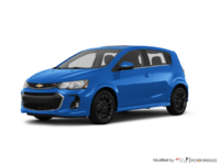 2017 Chevrolet Sonic Hatchback PREMIER | Photo 3 | Kinetic Blue Metallic