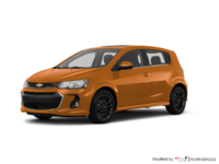 2017 Chevrolet Sonic Hatchback PREMIER | Photo 3 | Orange Burst Metallic