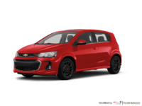 2017 Chevrolet Sonic Hatchback PREMIER | Photo 3 | Cajun Red