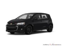 2017 Chevrolet Sonic Hatchback PREMIER | Photo 3 | Mosaic Black Metallic