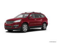2017 Chevrolet Traverse PREMIER | Photo 3 | Siren Red
