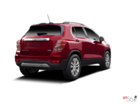 2017 Chevrolet Trax PREMIER | Photo 2 | Crimson Metallic