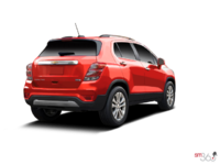 2017 Chevrolet Trax PREMIER | Photo 2 | Red Hot