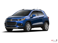 2017 Chevrolet Trax PREMIER | Photo 3 | Blue Topaz Metallic