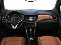 2017 Chevrolet Trax PREMIER | Photo 3 | Jet Black/Brandy Leatherette