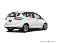 2017 Ford C-MAX ENERGI SE | Photo 2 | White Platinum