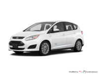 2017 Ford C-MAX ENERGI SE | Photo 3 | White Platinum