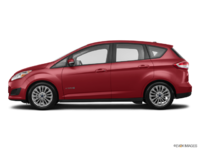 2017 Ford C-MAX HYBRID SE | Photo 1 | Ruby Red