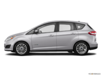 2017 Ford C-MAX HYBRID SE | Photo 1 | Ingot Silver