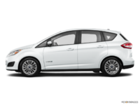 2017 Ford C-MAX HYBRID SE | Photo 1 | Oxford White