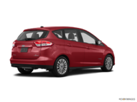 2017 Ford C-MAX HYBRID SE | Photo 2 | Ruby Red