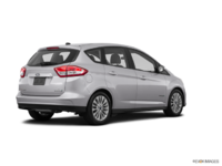 2017 Ford C-MAX HYBRID SE | Photo 2 | Ingot Silver