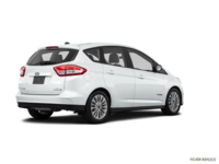2017 Ford C-MAX HYBRID SE | Photo 2 | Oxford White