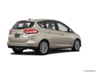 2017 Ford C-MAX HYBRID SE | Photo 2 | White Gold