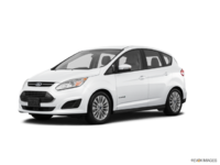 2017 Ford C-MAX HYBRID SE | Photo 3 | White Platinum