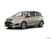 2017 Ford C-MAX HYBRID SE | Photo 3 | White Gold