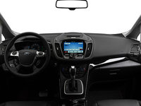 2017 Ford C-MAX HYBRID TITANIUM | Photo 3 | Charcoal Black Leather