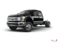 2017 Ford Chassis Cab F-350 LARIAT | Photo 1 | Shadow Black