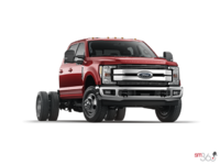 2017 Ford Chassis Cab F-350 LARIAT | Photo 3 | Ruby Red