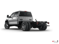 2017 Ford Chassis Cab F-450 LARIAT | Photo 2 | Ingot Silver