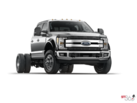 2017 Ford Chassis Cab F-450 LARIAT | Photo 3 | Ingot Silver