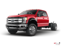 2017 Ford Chassis Cab F-450 LARIAT | Photo 1 | Race Red