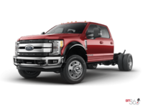 2017 Ford Chassis Cab F-450 LARIAT | Photo 1 | Ruby Red