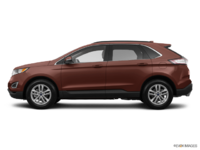 2017 Ford Edge SEL | Photo 1 | Canyon Ridge Metallic