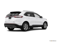 2017 Ford Edge SEL | Photo 2 | White Platinum Metallic